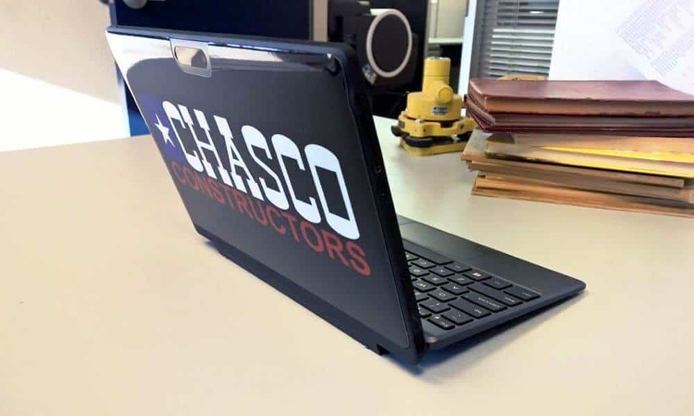 Custom Size Laptop Skin