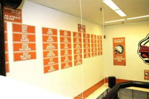 Brother Rice Locker Room 2