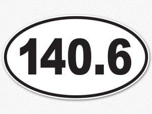 Marathon & Running Stickers