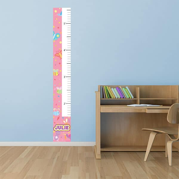 Beautiful Bugs Growth Chart
