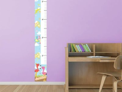 Flamingos and Friends Growth Chart