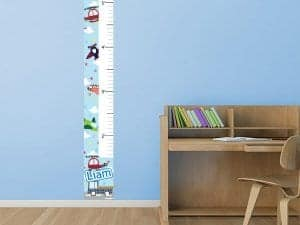 Planes & Automobile Growth Chart