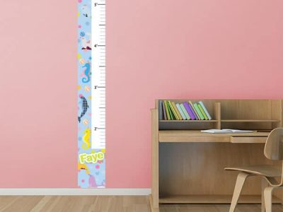 Seahorse Surprise Growth Chart