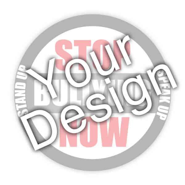 Custom No Bullying Sign