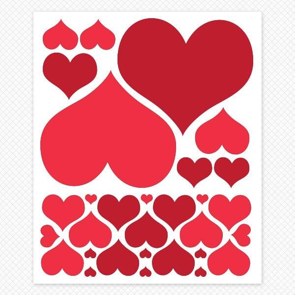 Valentine 39 S Day Wall Decor Sticker Genius