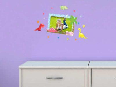 Dino Days Theme Restickable Frame