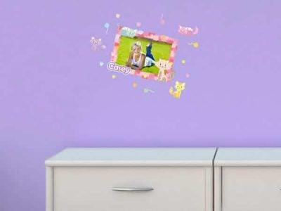Krazy Kitties Sticker Frame