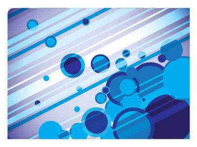 Cosmic Blue Skin