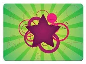 Star Rays Skin