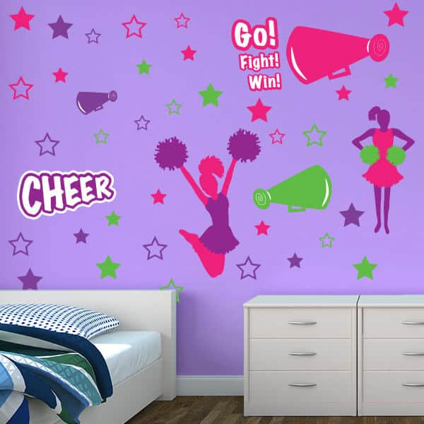 Cheerleading Themed Bedrooms Tms Journal 13 14