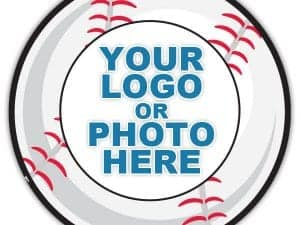 Autographable Team Photo Baseball