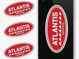 Atlantis Phone StickleMe's