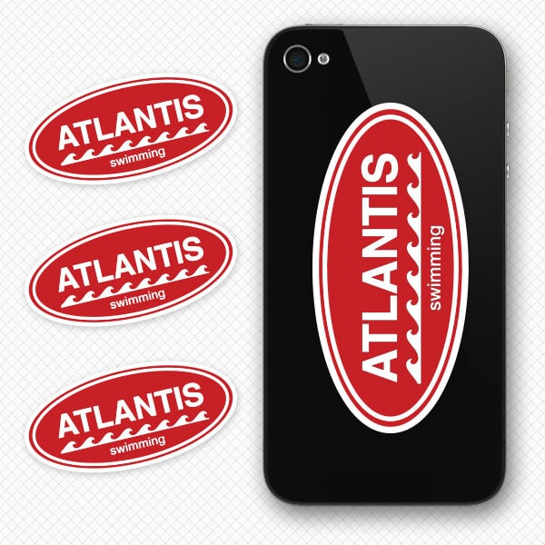 Atlantis Phone StickleMe's