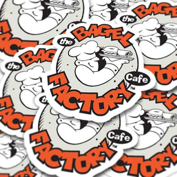 Custom Shape Restickable Stickers