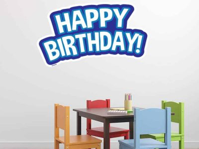 Happy Birthday StickleMe
