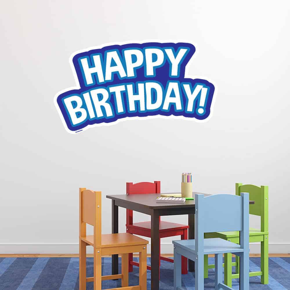 Hy Birthday Stickleme