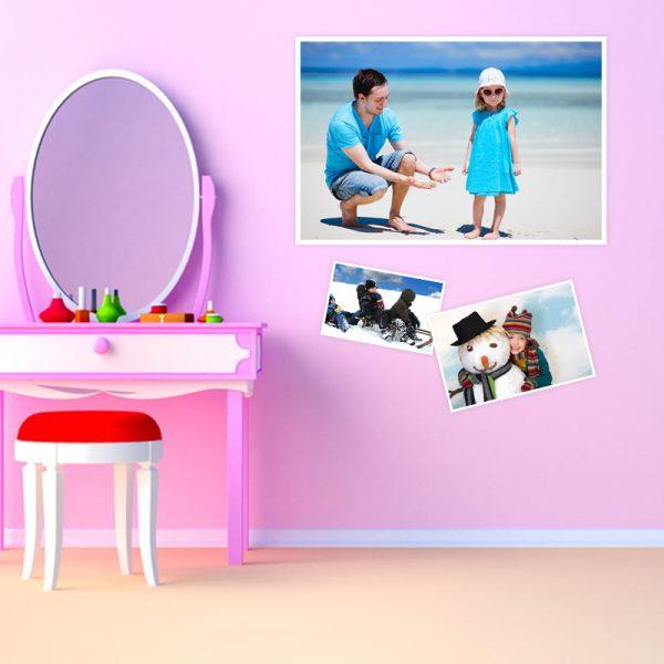 Bedroom Photo Stickers
