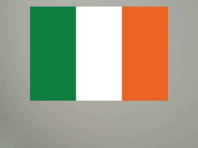 Flag of Ireland Wall Graphic