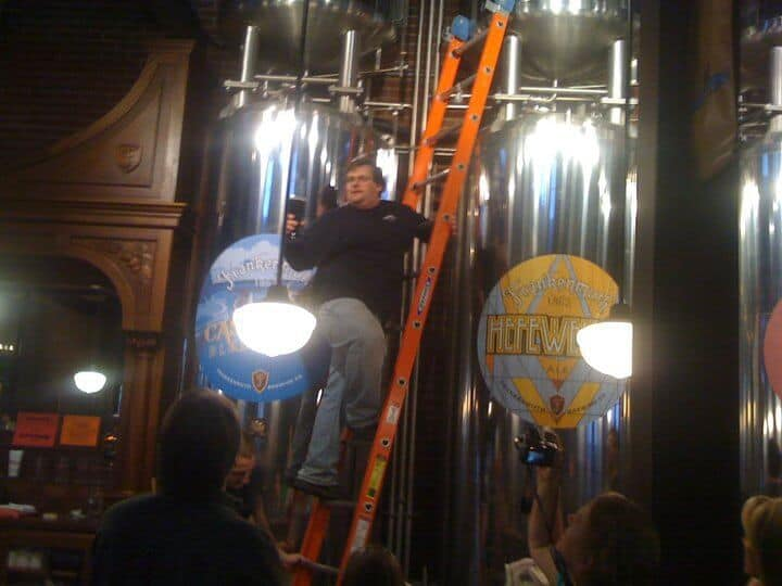 Beer Vat Decals
