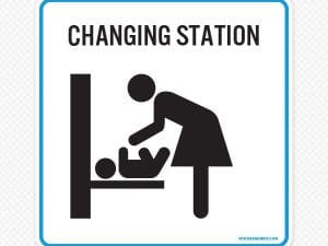 Changing Station Graphic