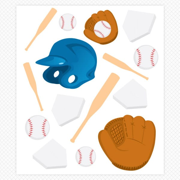 Kids Baseball Room Decor Theme