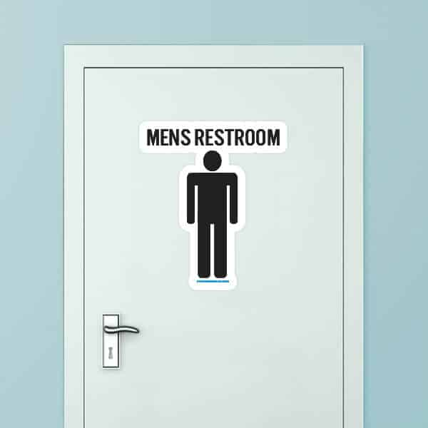 Be the first to review Mens Restroom Cancel reply
