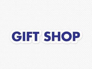 Gift Shop Wall Graphic