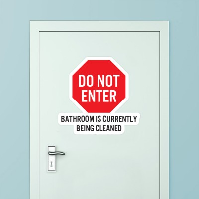 Use The Form Below To Delete This Office Bathroom Etiquette Signs