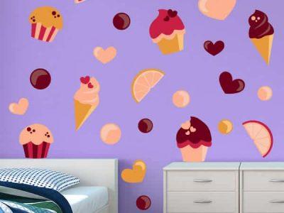 Sweet Treats Room Theme