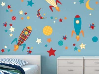 Rockets Room Theme