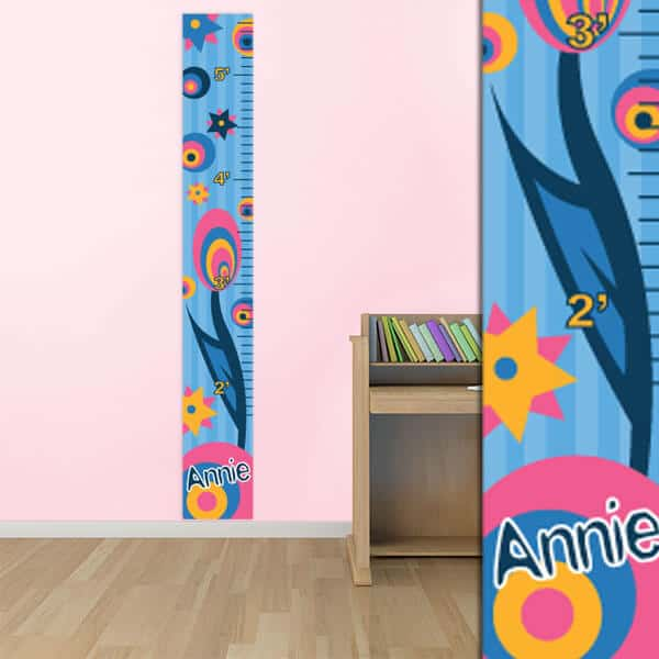 Flowers Growth Chart