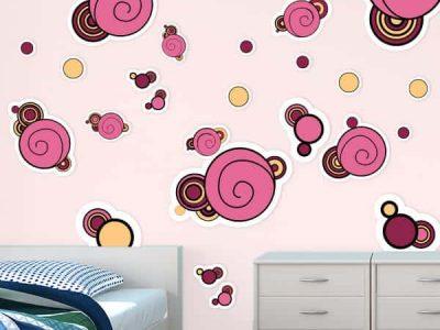 Spiral Room Theme