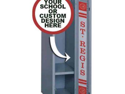 Custom Locker Stickers
