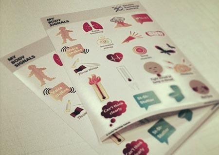 Sticker Sheets in Bulk
