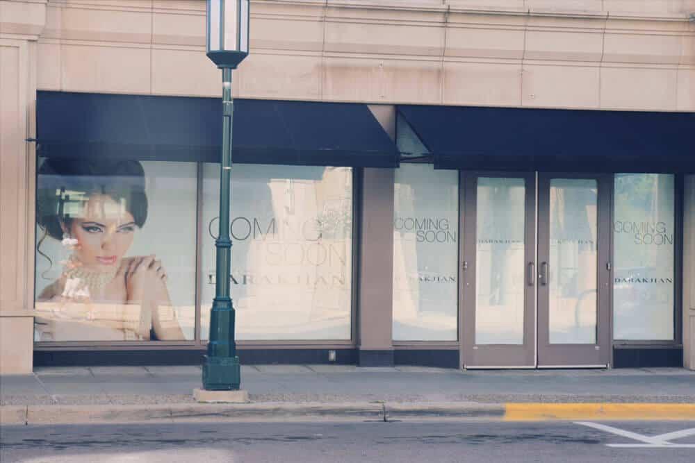 Full Window Storefront Prints