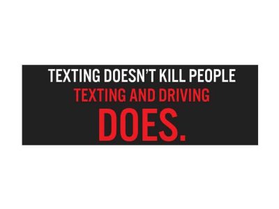 Texting Kills Printed