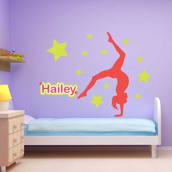 Kids Bedroom Wall Graphics