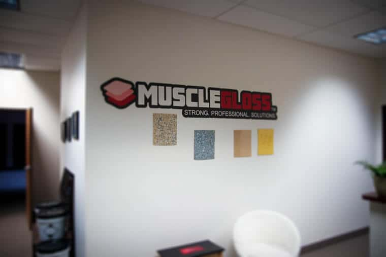 Removable Office Wall Window Graphics
