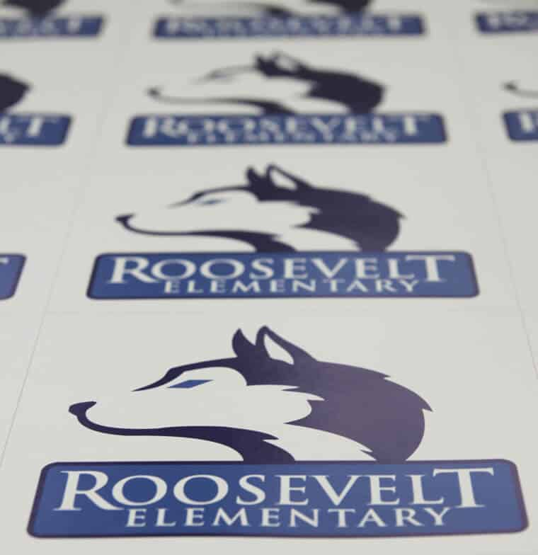 Removable Bulk School Stickers