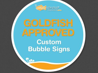 Custom Bubble Signs