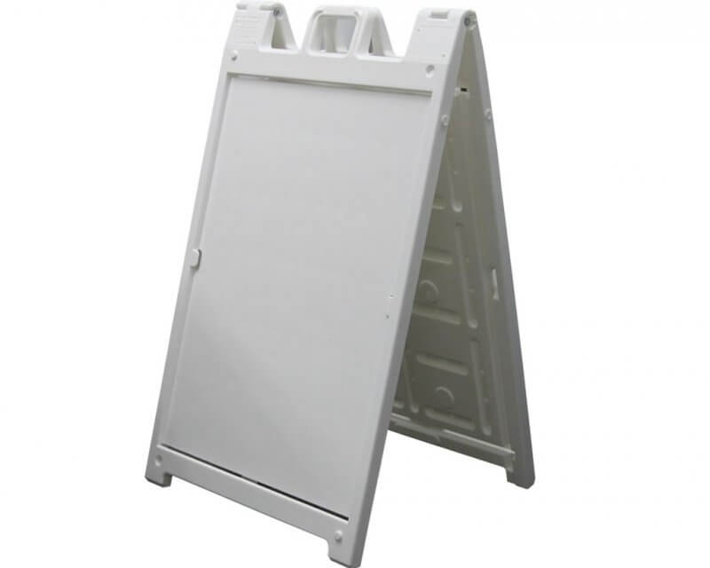 Sign Display Stand   A-Frame Display Stands   Sticker Genius