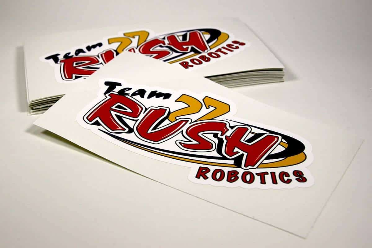 Custom Sticker Prints
