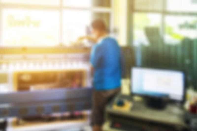 Sticker Genius Careers Laminator Picture