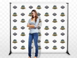 Backdrop & Step and Repeat Banners