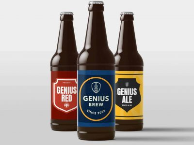 Beer Labels Printed