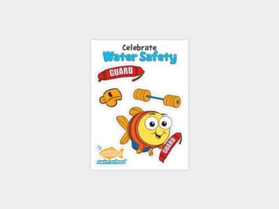 Goldfish Celebration Sheets May