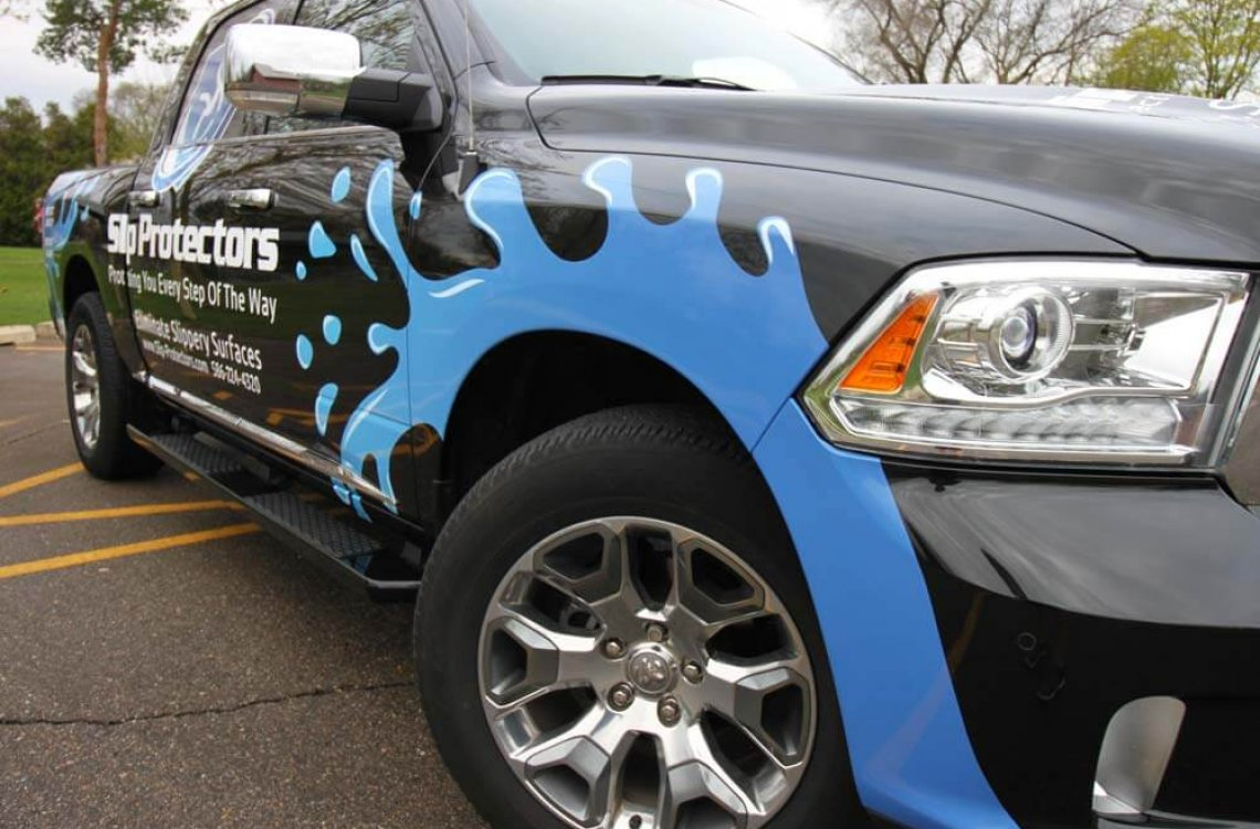 Slip Protectors Truck